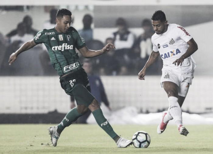 Em clássico decisivo, Palmeiras e Santos visam manter chances de título