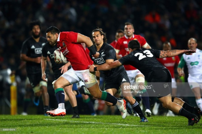 Maori All Blacks 10-32 Lions: Rampant Lions too strong for hosts