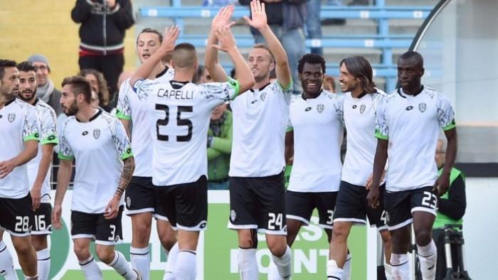 Serie B: il Cesena si impone in casa contro l'Entella