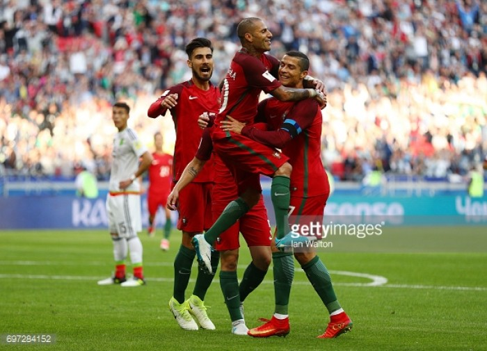 Confederations Cup 2017: Ronaldo helps Portugal edge closer to semi-finals with win over Russia
