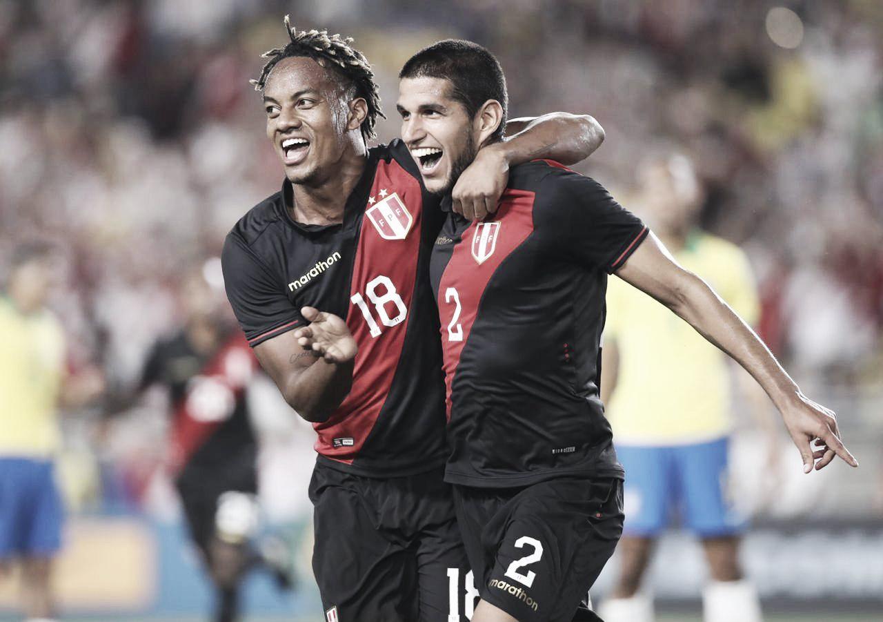 Perú 1-0 Brasil: Batacazo blanquirrojo en Los Ángeles