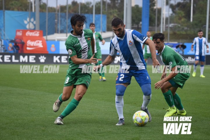 El Espanyol B deja escapar la victoria