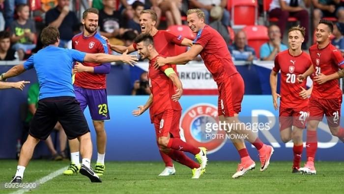 Czech Republic U21 3-1 Italy U21: Di Biagio's Italy stunned as Lvicata leave Group C wide open