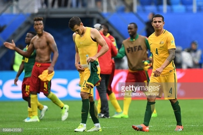 Cameroon 1-1 Australia: Both sides left frustrated with disappointing draw