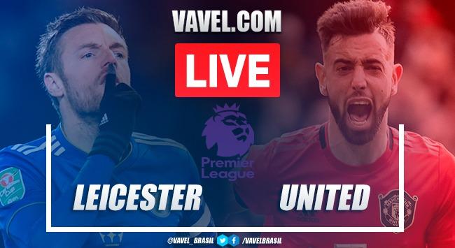 Gols e melhores momentos para Leicester 0x2 Manchester United pela Premier League 2019-20