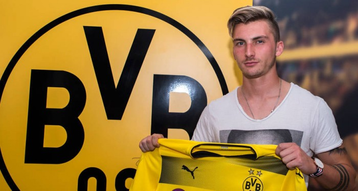 Maximilian Philipp makes big money move to Borussia Dortmund