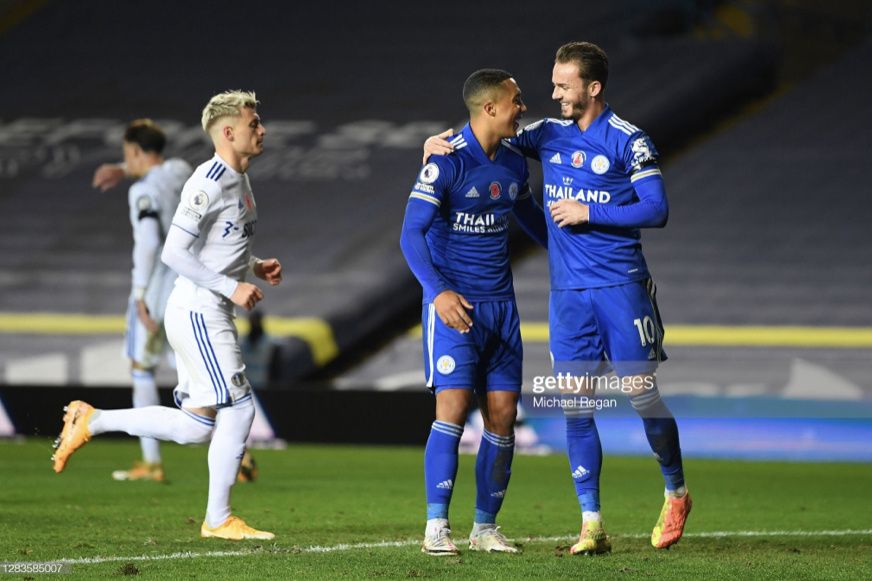 Leicester City vs Leeds United: Predicted Line-Ups