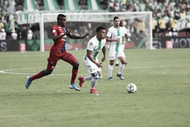 """Sebastián Gómez: """"Teníamos que concretar las opciones de gol que generamos"""""""