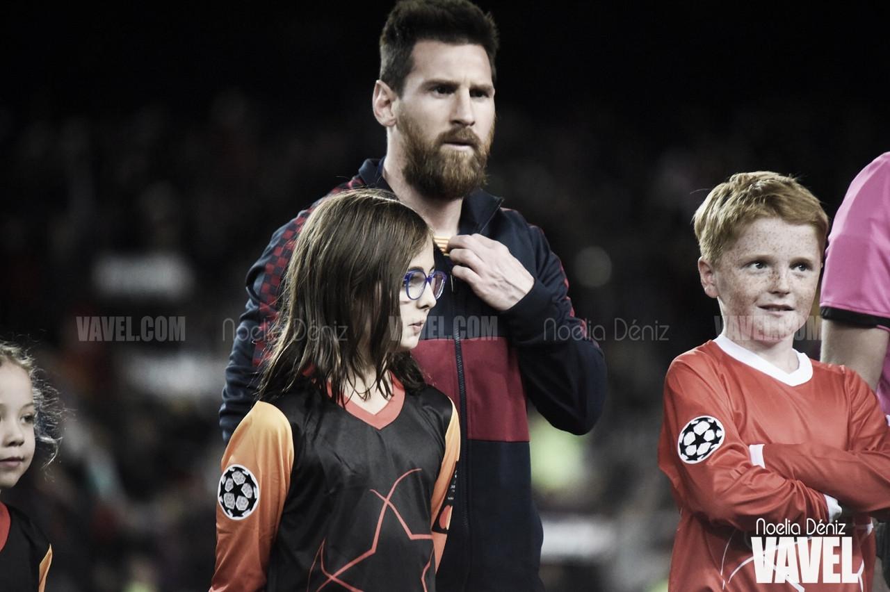 """Leo Messi: """"Estoy deseando que vuelva la competición"""""""