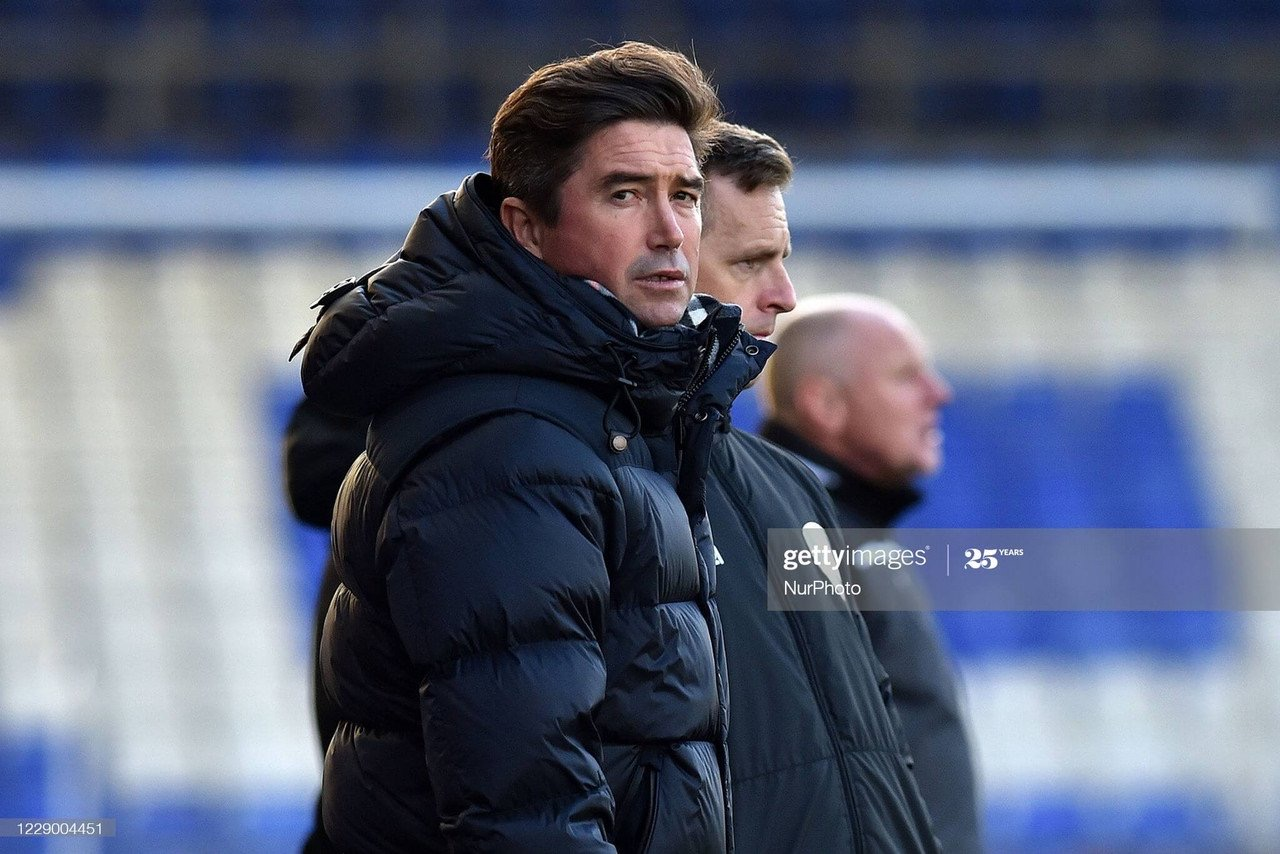 """""""To get one over them is important"""" - Harry Kewell's thoughts after Oldham's victory away to Bolton Wanderers"""