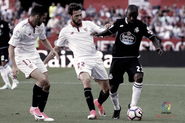Previa Sevilla - Dépor: mirar arriba