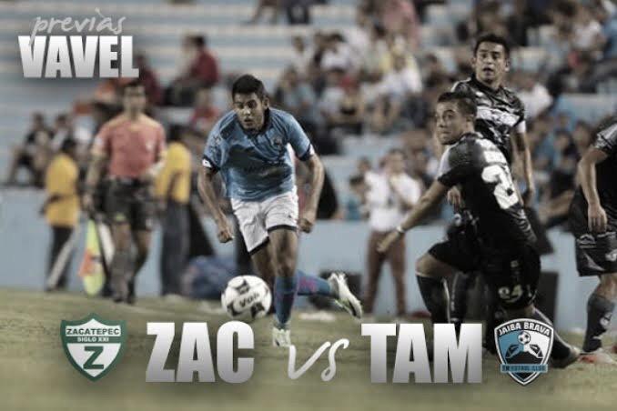 Previa Zacatepec - Tampico Madero: sin nada en juego