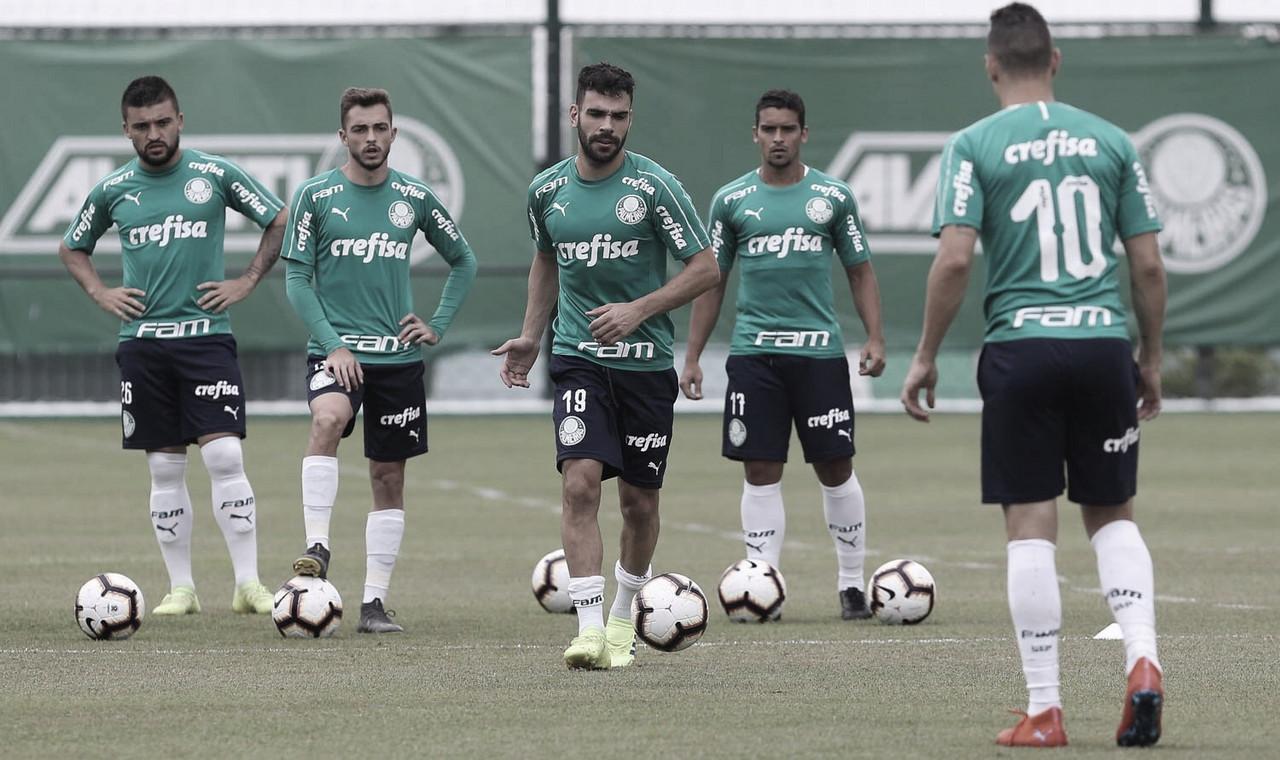 Palmeiras recebe Melgar em estreia de uniforme comemorativo