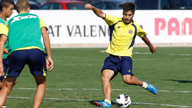 """Trigueros: """"El equipo no está todavía jugando como nos gustaría"""""""