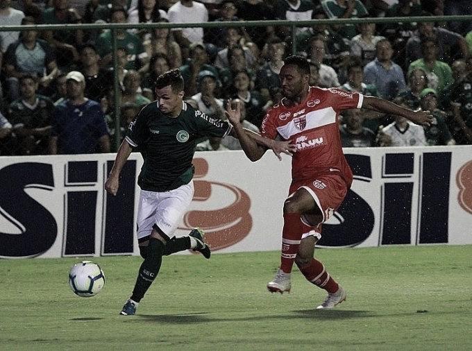 CRB bate Goiás nos pênaltis e se classifica para próxima fase da Copa do Brasil