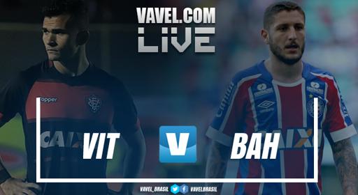 Resultado e gols de Vitória x Bahia no Campeonato Brasileiro 2018 (2-2)