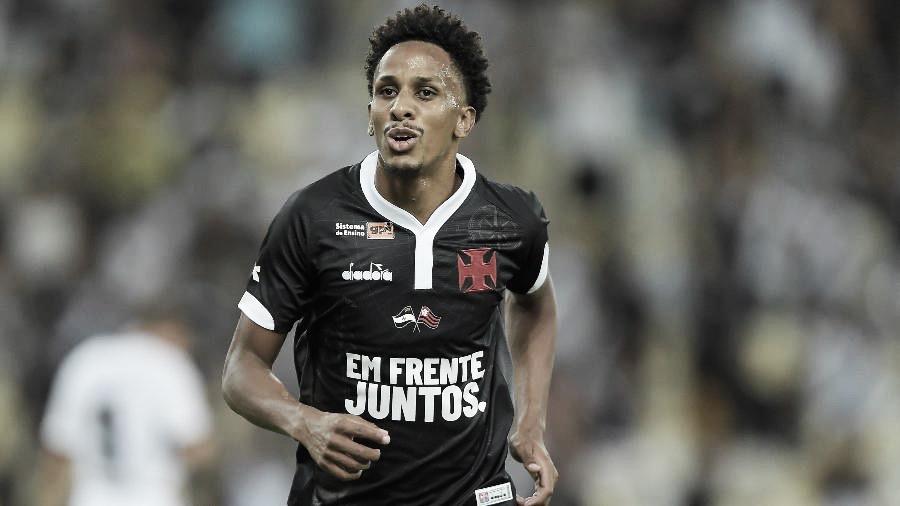 Insatisfeito após perder espaço, Lucas Mineiro pode trocar o Vasco pela Ponte Preta