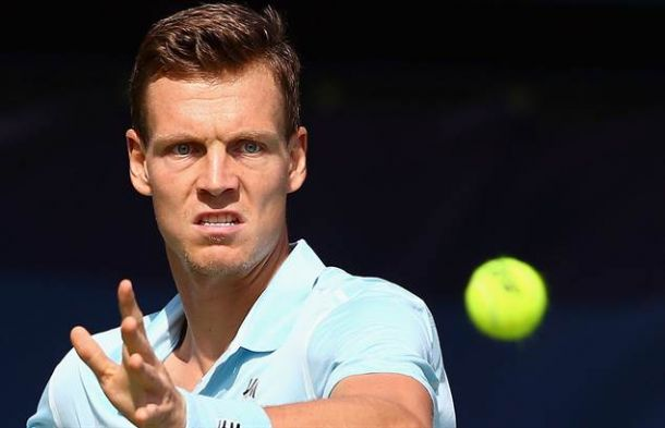 ATP Dubai: Murray facile, Berdych supera Bolelli in tre set