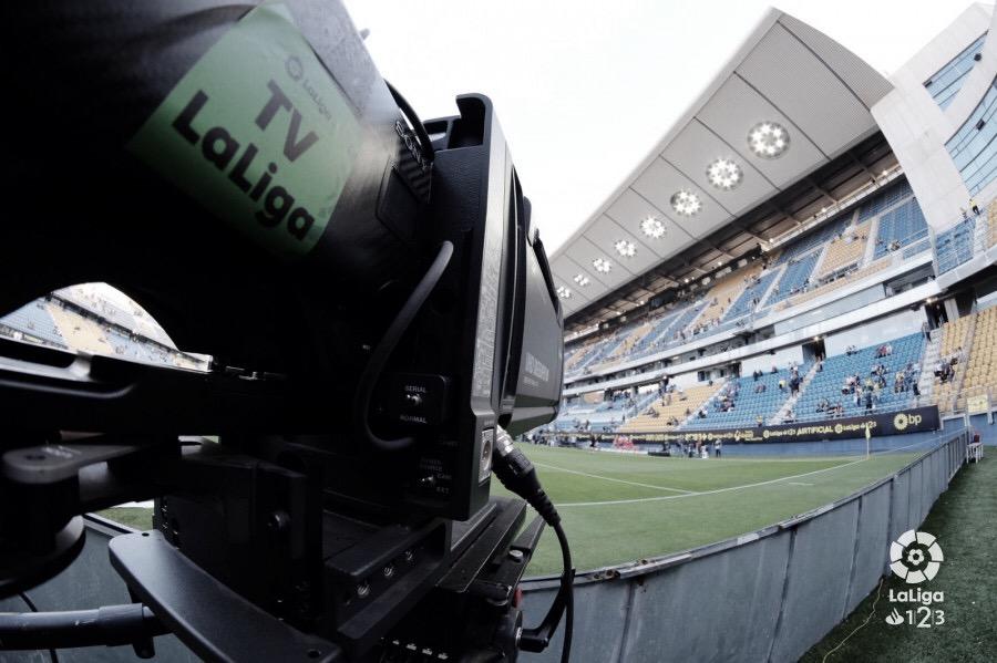 El Málaga CF: equipo que más juega viernes o lunes en la Liga 1|2|3