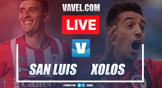 Goals and Highlights: Atlético San Luis 2-3 Xolos 2019 Liga MX.