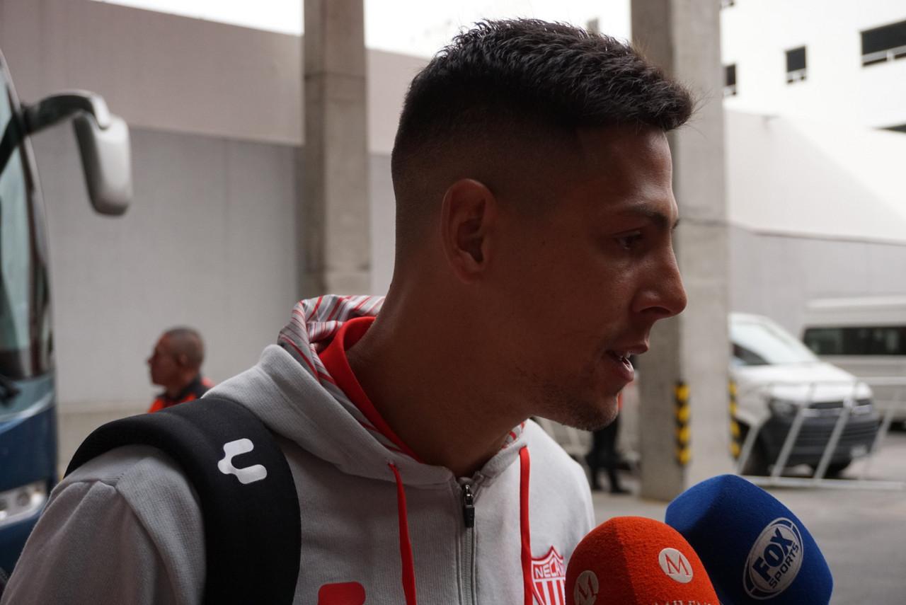 Mauro Quiroga, contento por el debut de los Rayos