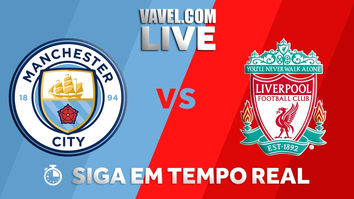 Resultado Manchester City 1x2 Liverpool na Premier League 2017