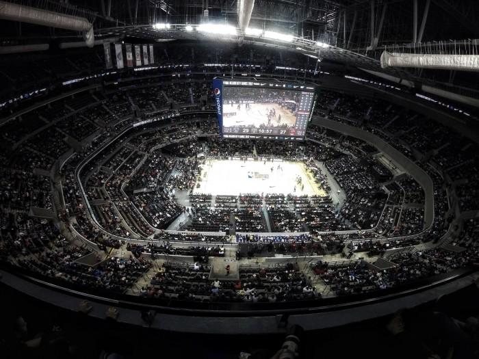 """Los Nets sufren un """"golpe de calor"""" en la CDMX"""