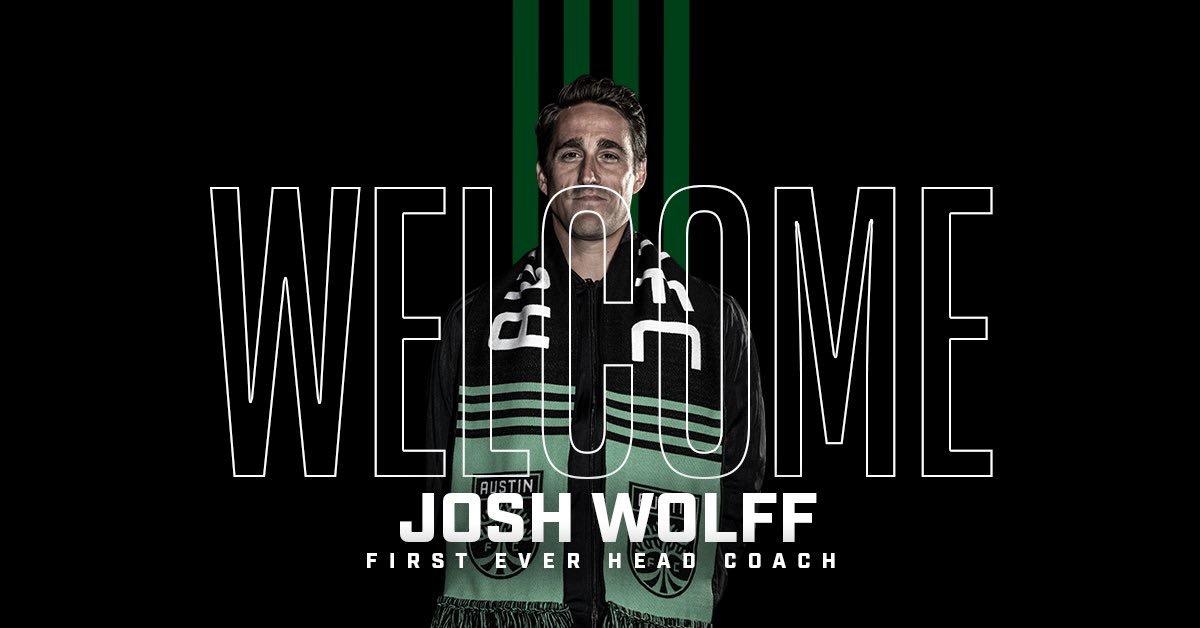 Austin FC anuncia su entrenador