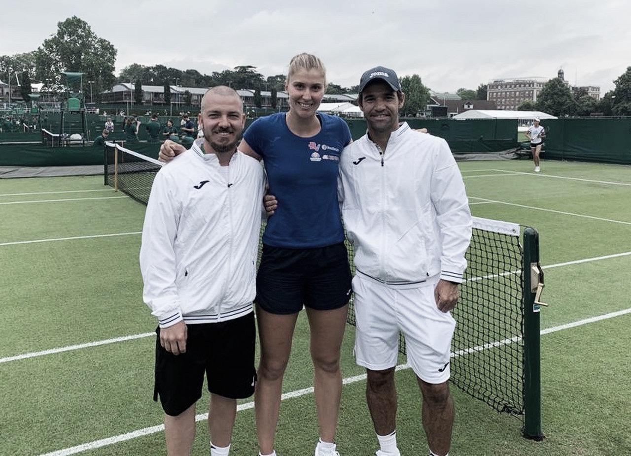 Bia Haddad e Monteiro avançam à última rodada do quali de Wimbledon; Rogerinho cai