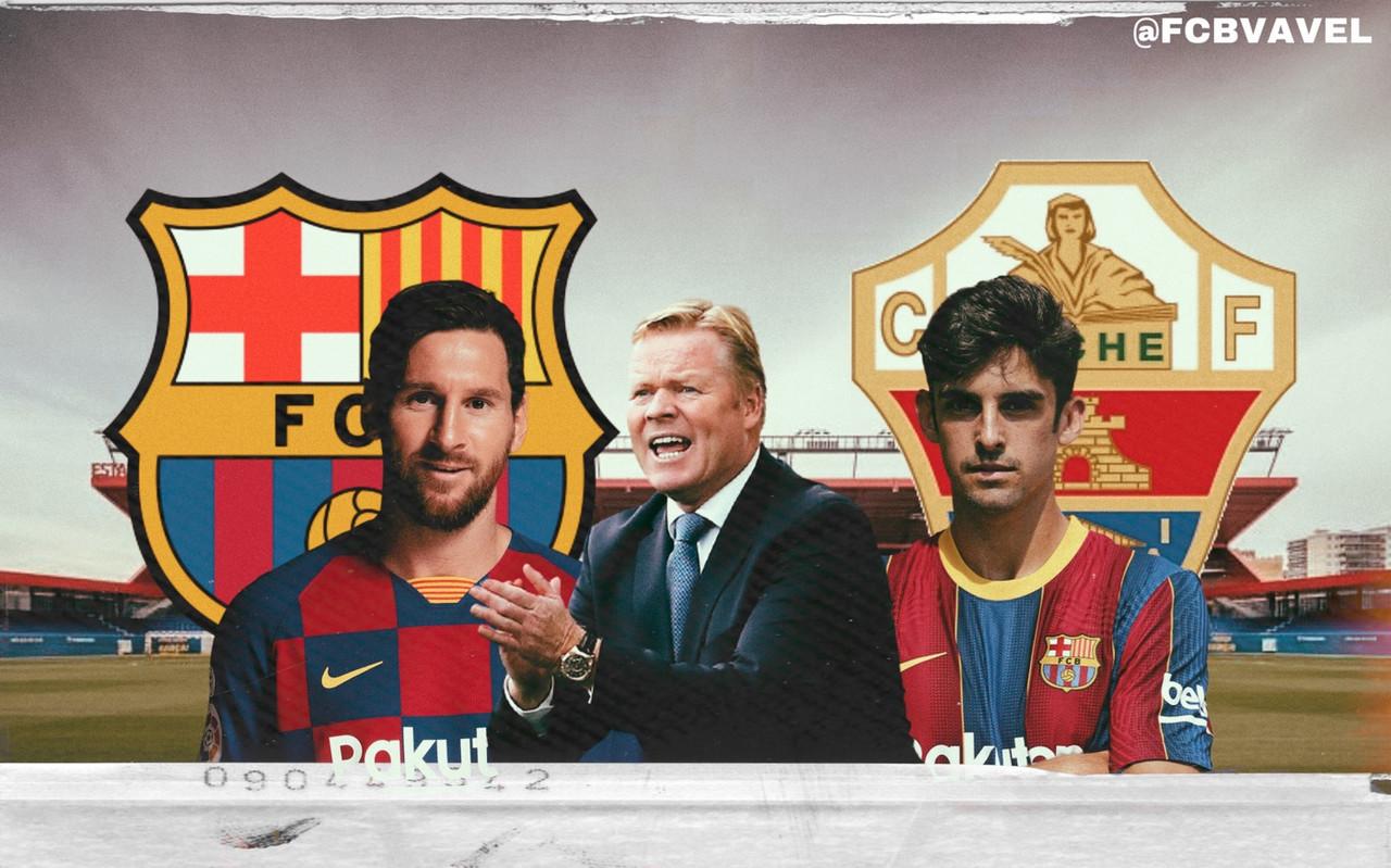 Previa FC Barcelona-Elche CF: una 55ª edición de apatía, pero histórica