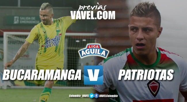 Previa Atlético Bucaramanga vs Patriotas de Boyacá: un partido para buscar un mejor lugar en la tabla