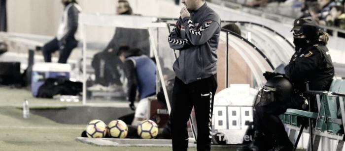 """Alfredo Sánchez: """"Hay veces que el rival hace menos que tú y te gana"""""""