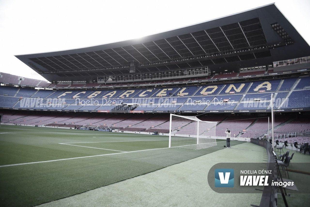 El Barcelona registra un positivo por Covid-19