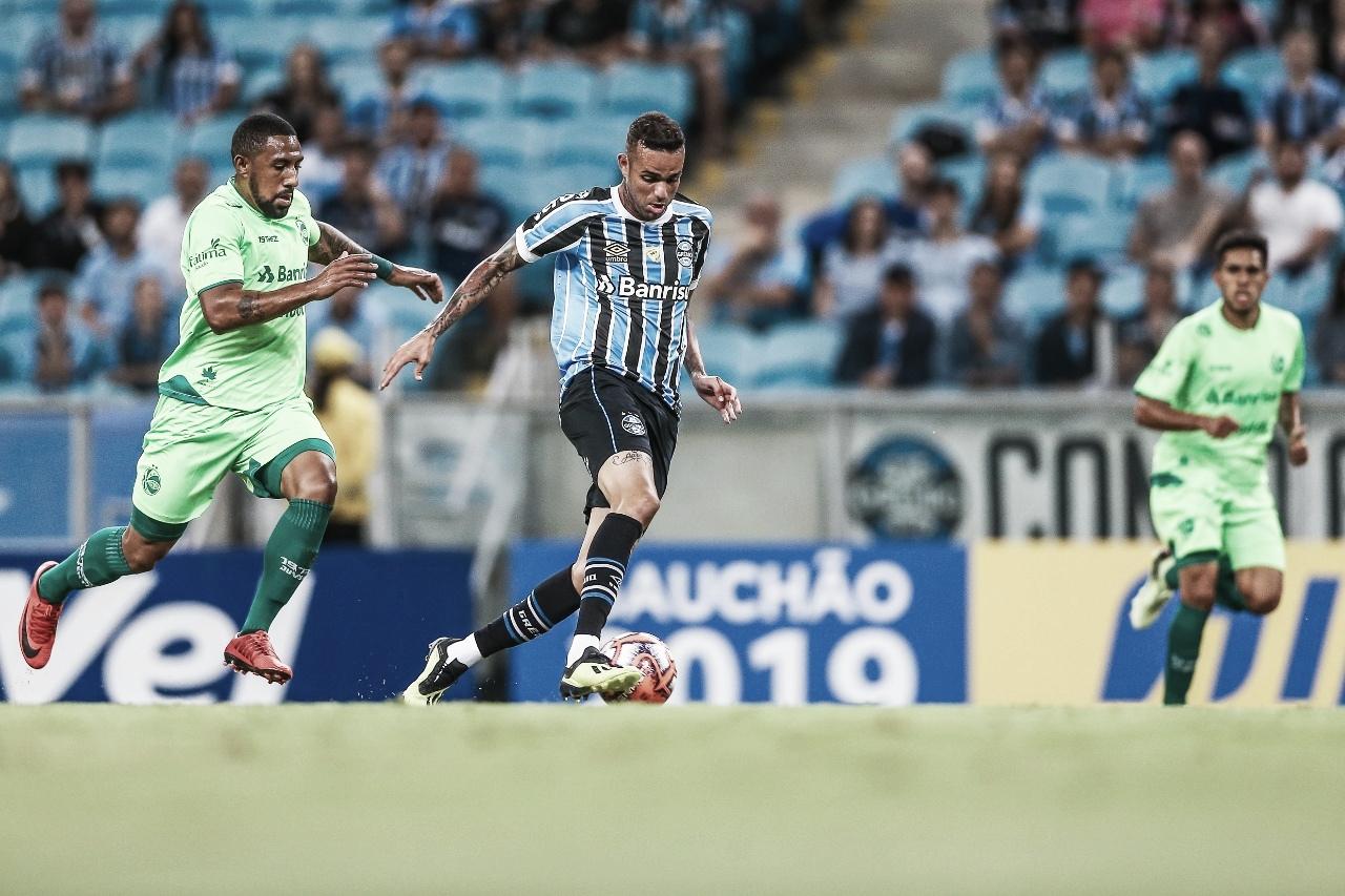 Grêmio e Juventude se enfrentam em busca da vaga para as quartas da Copa do Brasil
