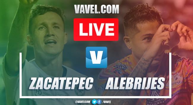 Goals and Highlights: Zacatepec 0-0 Alebrijes Oaxaca, Final Ida Ascenso MX
