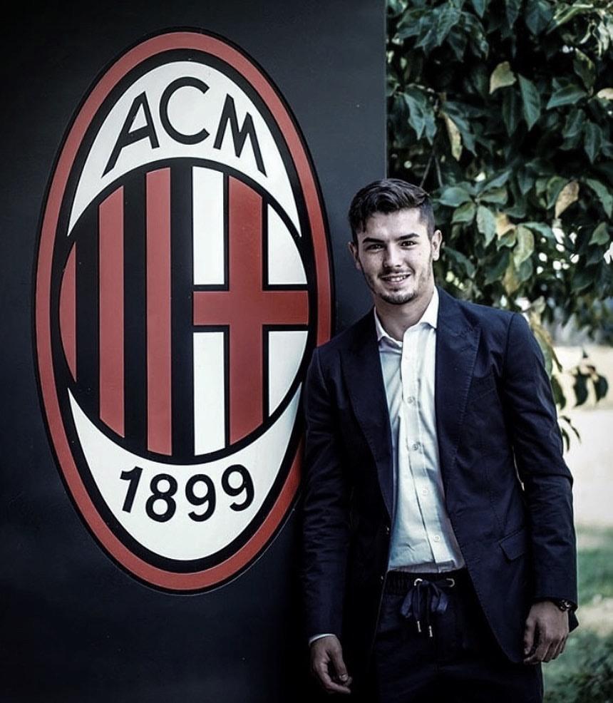 Brahim Díaz, cedido al AC Milan