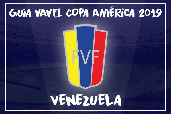 Guía VAVEL, Copa América 2019: Selección Venezuela