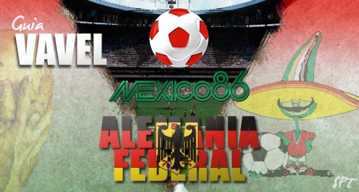 Guía VAVEL Mundial México 1986: Alemania Federal