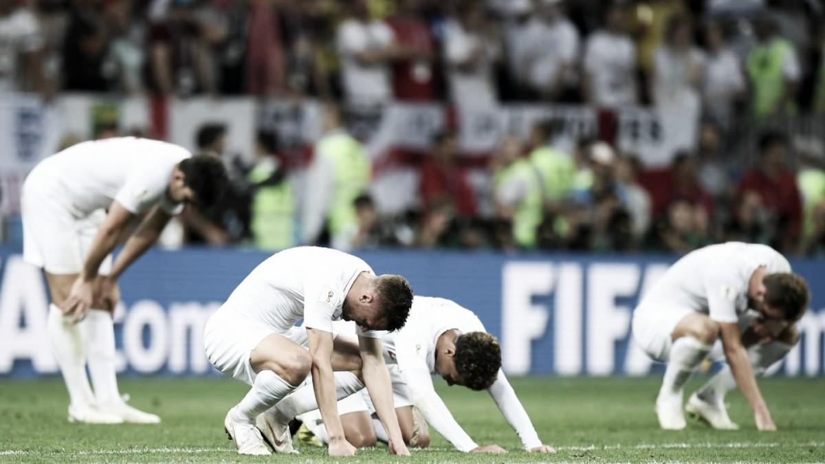 Inglaterra vs Croacia: puntuaciones de los ingleses