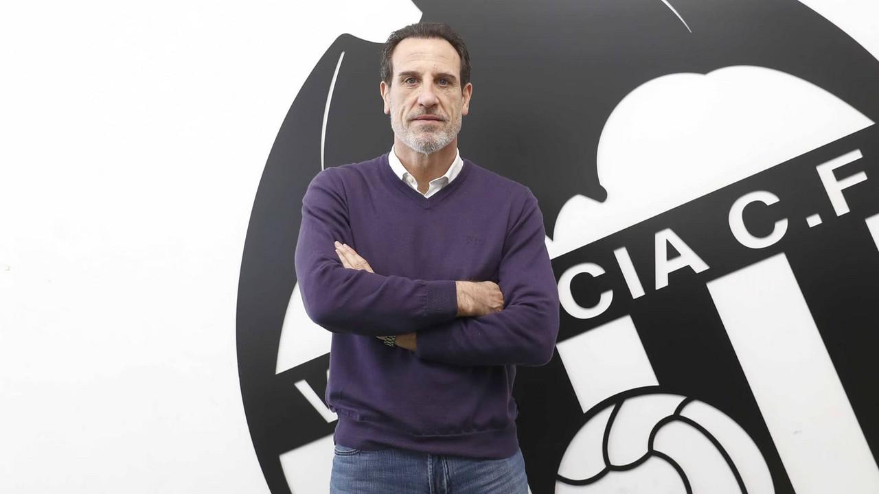 Voro, el bombero recurrente del Valencia CF