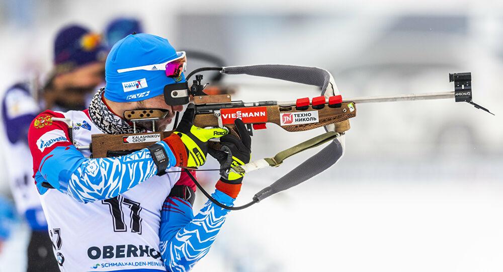 Première victoire de la saison pour Alexander Loginov.