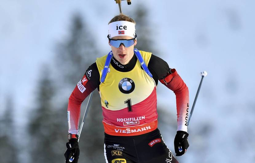 Victoire en patron pour Johannes Boe sur cette mass-start de Antholz-Anterselva