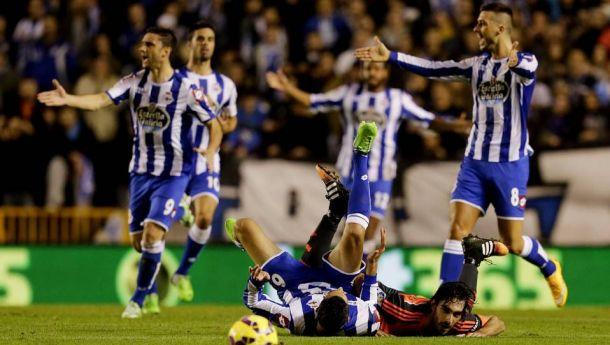 Villarreal - Deportivo de La Coruña: puntuaciones del Deportivo, jornada 16 de Liga BBVA