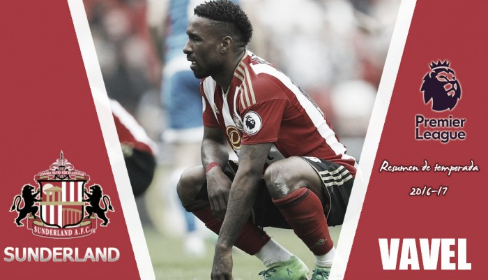 Resumen temporada 2016/17 Sunderland: un descenso inevitable desde el principio