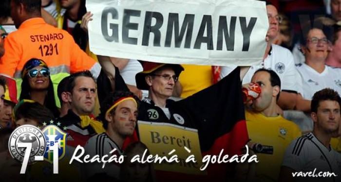 Dois anos do 7 a 1: reação alemã à goleada