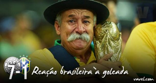 Dois anos do 7 a 1: reação brasileira à goleada