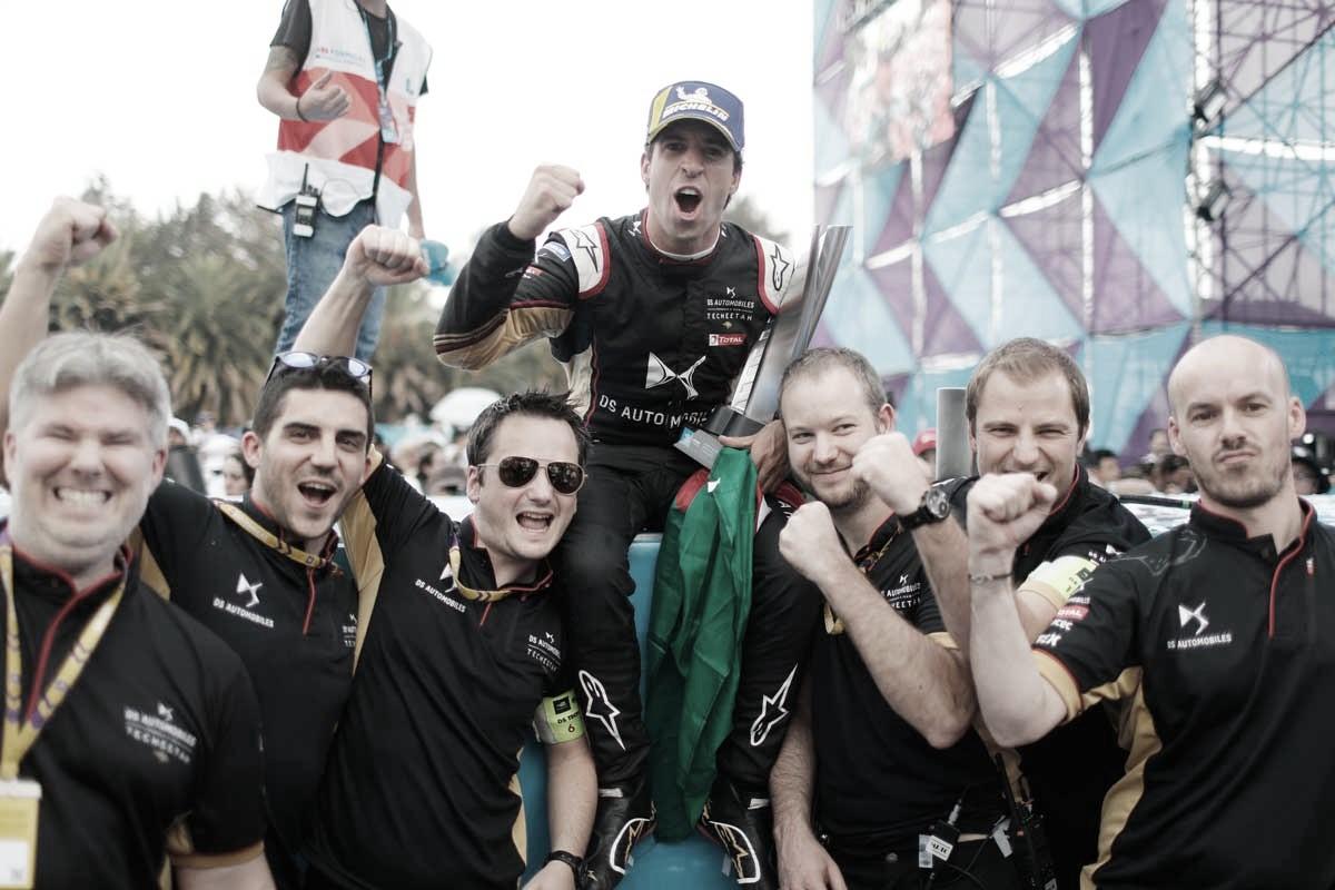 Com segundo lugar no México, Da Costa segue na luta pelo topo da Fórmula E