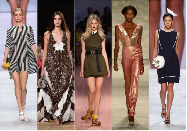 Las 9 tendencias que causarán furor en la primavera-verano 2015
