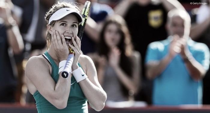 WTA Premier de Montreal: Keys e Bouchard surpreendem em suas estreias