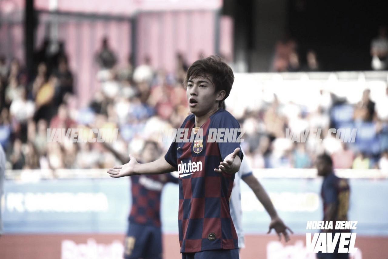 El Barça B cosecha el tercer tropiezo consecutivo ante el Prat